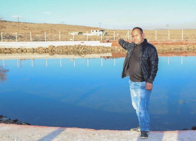 Şehitkamil, Şifa Dağıtan Sülüklü Gölünü Onardı
