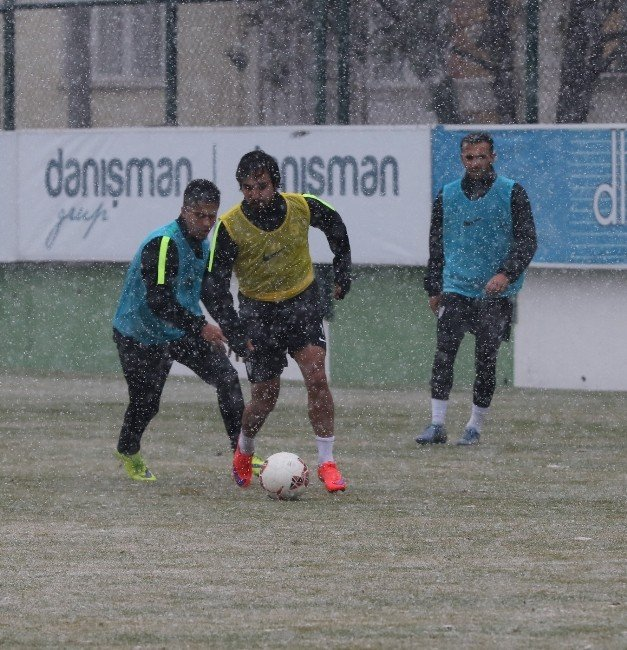 Manisa Büyükşehir Belediyespor'da Ofspor Maçı Hazırlıkları