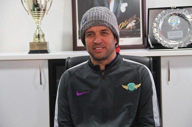 Akhisar Belediyespor'da Mersin Hazırlıkları Başladı