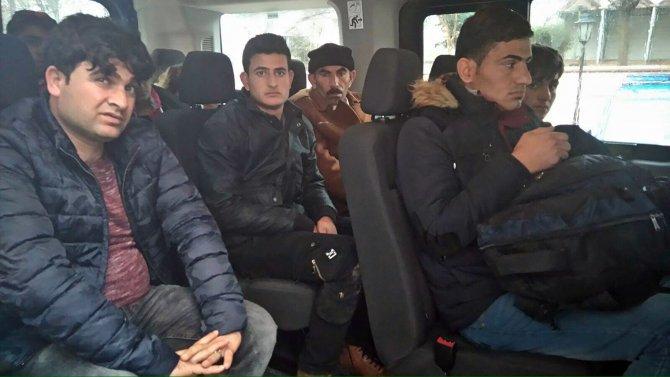 Suriyeli mülteciler ölümden döndü