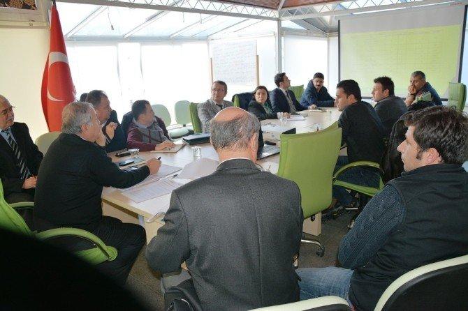 Tarımsal Hizmetler Dairesi Tarla Yolları Bilgilendirme Toplantısı