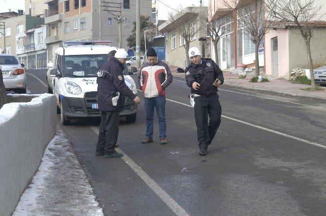 Ticari Aracın Çarptığı Kıbrıs Gazisi Yaralandı