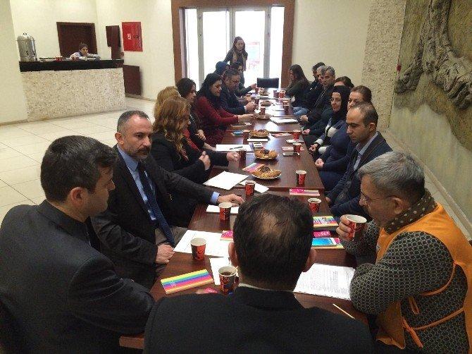 TEMA Kayseri 2015-2016 Sonbahar Dönemi Değerlendirme Toplantısını Yaptı