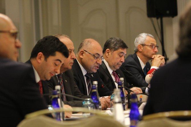 Büyükekşi: İran'a ambargonun kalkması ihracatımıza yüzde 8-10 katkı sunacak
