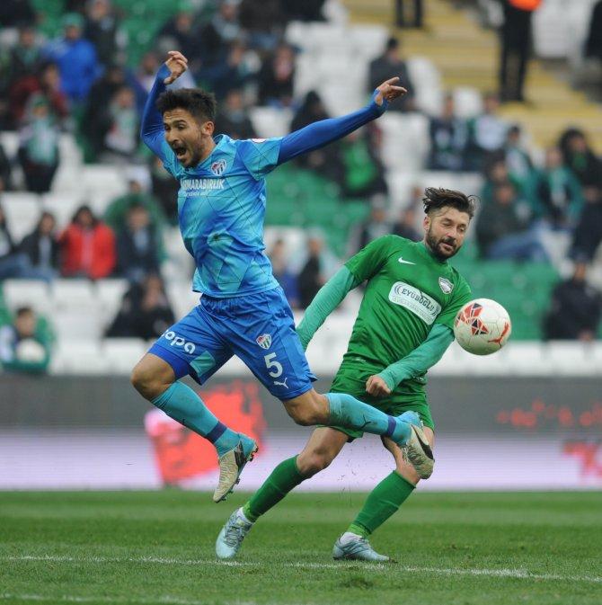 Bursaspor: 4 - Büyükçekmece Tepecikspor: 2