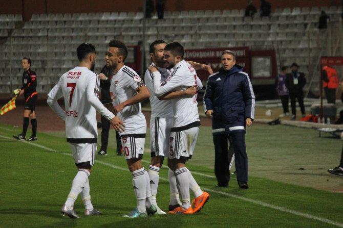 Adanaspor: 2 - Gaziantepspor: 3