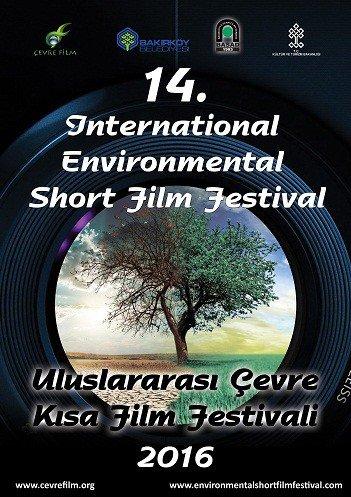 Uluslararası Çevre Kısa Film Festivali'nin 14'üncüsü Gerçekleştirilecek