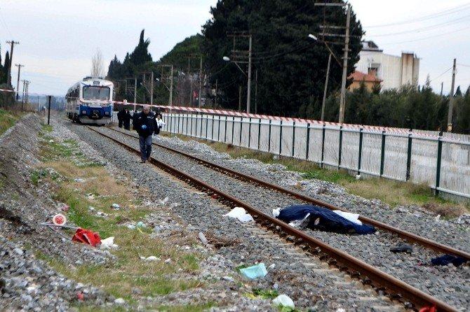 Söke'de Tren Kazası: 1 Ölü, 1 Yaralı