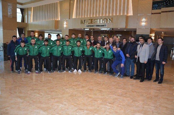 Yeşilyurtspor'dan 'Birlik Beraberlik' Kahvaltısı