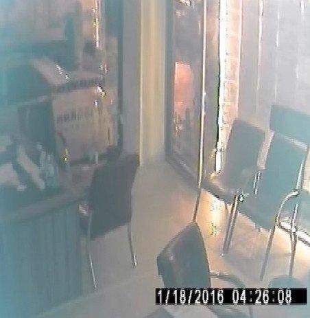 4 Hırsız Emlak Ofisini Böyle Soydu