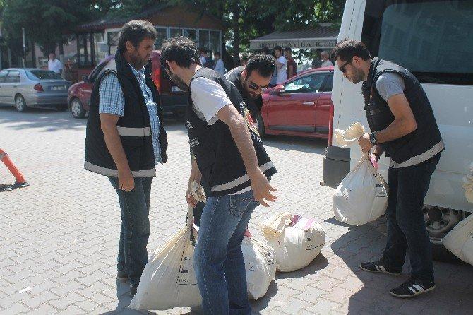 118 Kilo Eroinin Ele Geçirildiği Tır'ın Sürücüsü Hakim Karşısında