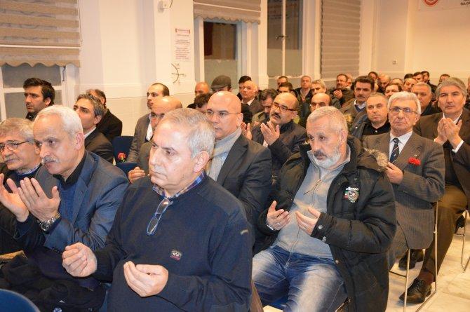 'Kara Ocak'ta katledilenler Lahey'de anıldı