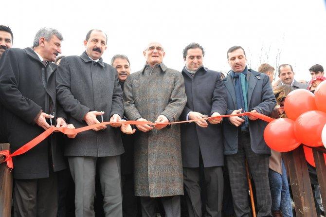 Kavak Tirit Evi törenle açıldı