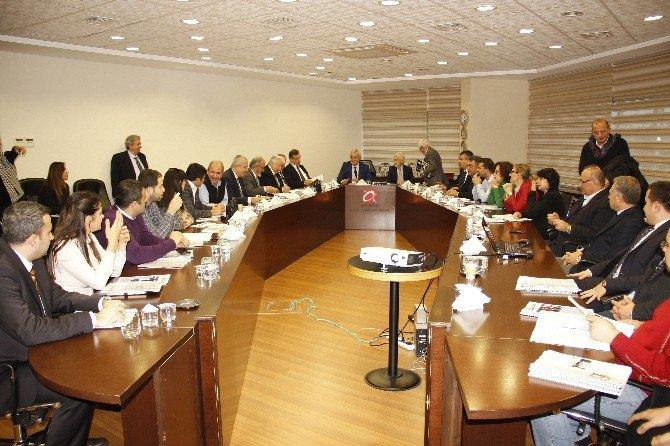 Adana Üsam'ın Yeni Başkanı Zahit Balbay Oldu