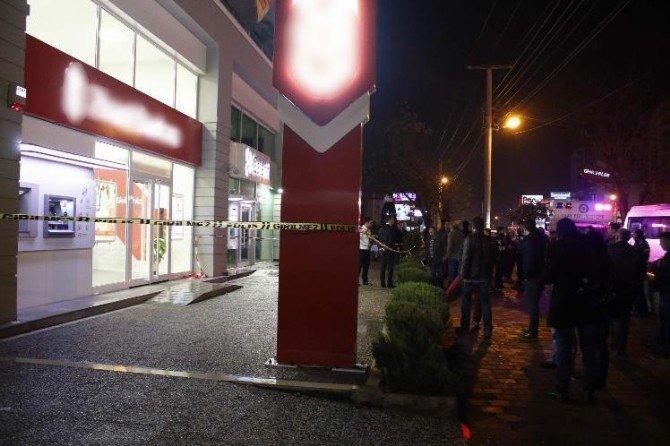 Antalya'daki Silahlı Banka Soygunu