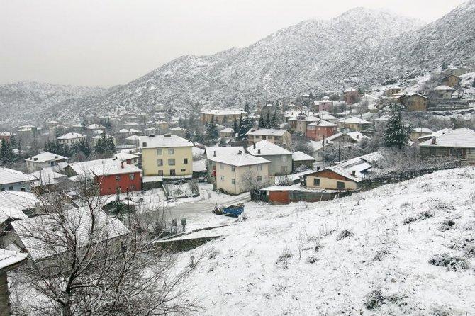 İbradı Belediyesi, karla mücadele ekibi kurdu