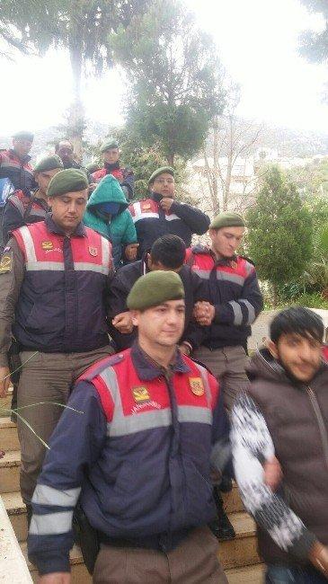 Jandarma'dan Hırsızlık Şebekesine Operasyon: 7 Gözaltı