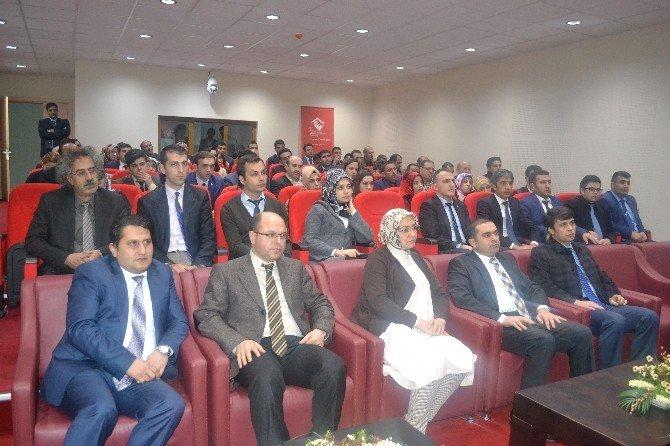 ASP İl Müdürü Yurt, Kurum Personeliyle İstişare Toplantısı Düzenledi