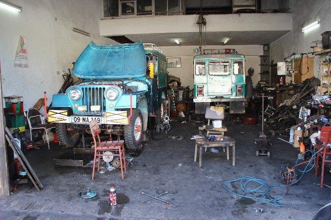 Aydın'da Yeşil Ciplere Olan Rağbet Hiç Bitmiyor