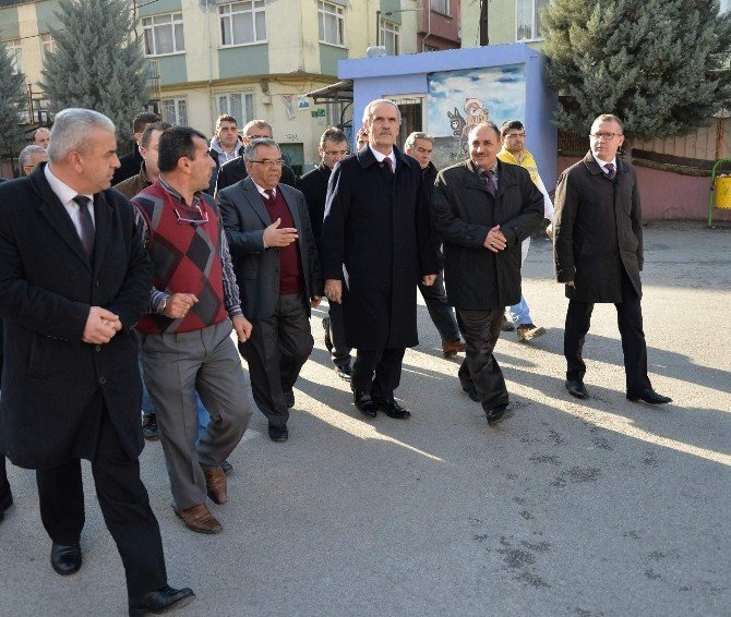 Nilüfer'de Yeni Okula Belediyelerden Vize Yok
