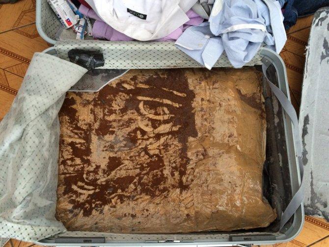 Bitlis'te 8 kilo 376 gram eroin maddesi ele geçirildi