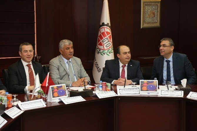 Bölgesel Kalkınmada Güçbirliği Platformu Gaziantep'te Toplandı