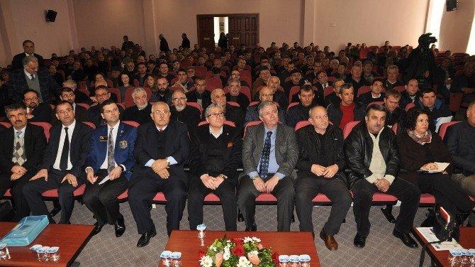 """Bandırma'da """"Soya, Kanola Ve Buğday Paneli"""""""