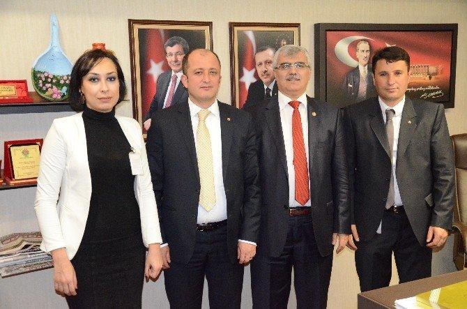 Borsa Yöneticilerinden Ankara Çıkarması