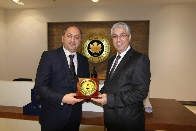 Bursa Orhangazi Üniversitesi dünyaya açılıyor