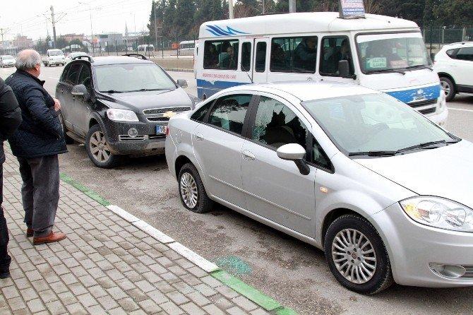 Bursa'da Kan Donduran Hırsızlık