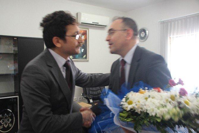 Bilecik Şeyh Edebali Üniversitesi Fen Bilimleri Enstitüsü Müdürü Değişti
