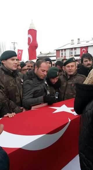 Şehit Polis Erbay, Bayburt'ta Son Yolculuğuna Uğurlandı