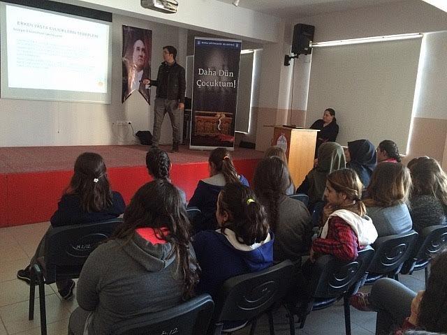 'Çocuk Gelinler Projesi' kapsamında eğitici semineri veriliyor