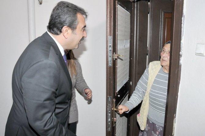 Soner Çetin'den 'çat kapı' sürprizi