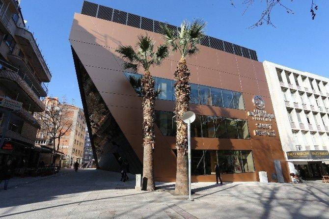 Denizli Sanat Merkezi Açılıyor