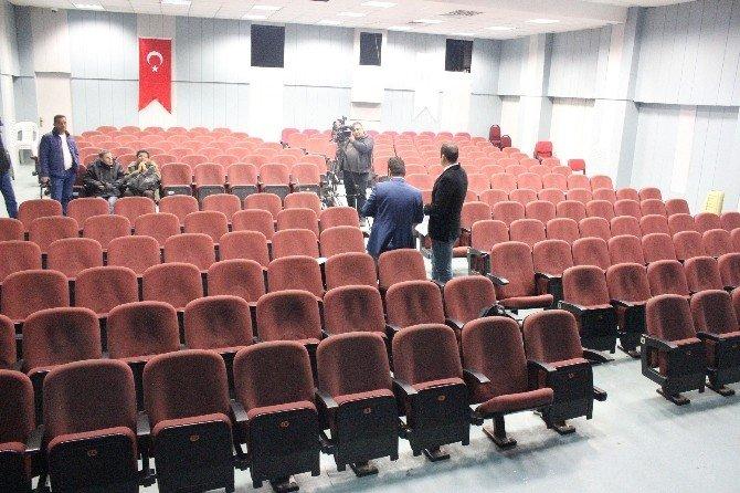 Denizlispor'da Kongre Ertelendi
