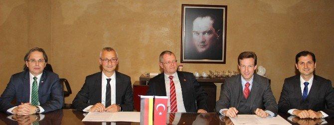 Egeli İhracatçılardan Almanya İle Dış Ticareti Arttıracak Anlaşma