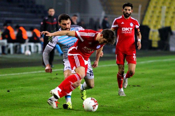 Fenerbahçe: 1 - Tuzlaspor: 0