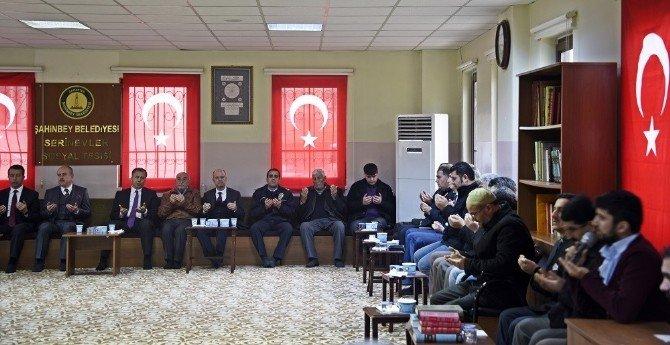 Vali Ali Yerlikaya'dan Şehit Ailesine Ziyaret