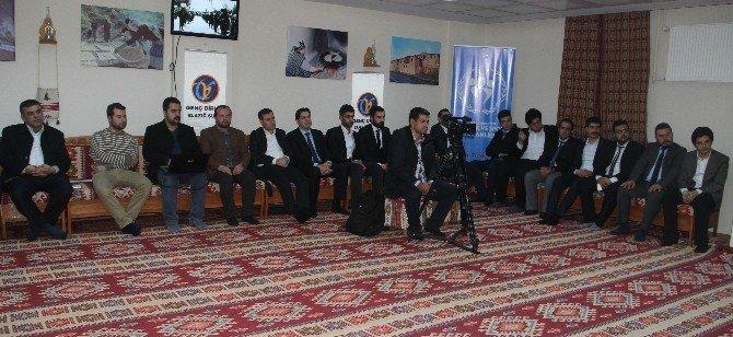 Elazığ Belediye Başkanı Yanılmaz, Gençlerle Bir Araya Geldi