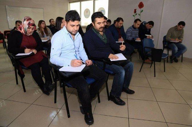 Gençlik Liderlerine Proje Eğitimi