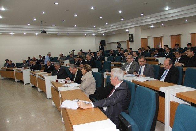 Giresun İl Koordinasyon Kurulu Toplantısı