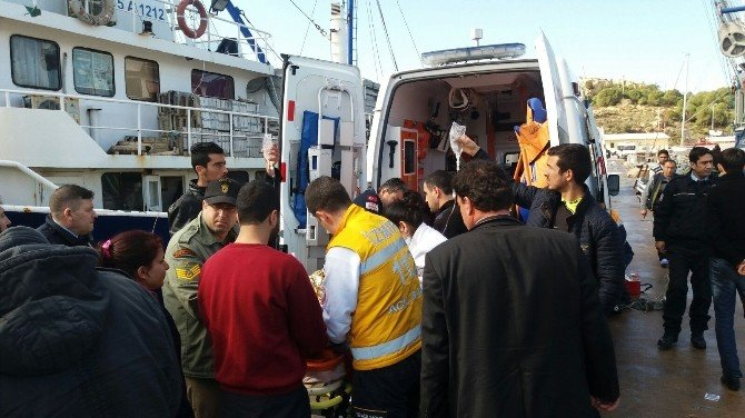 Ege Denizinde Bot Battı: Üç Çocuk Öldü