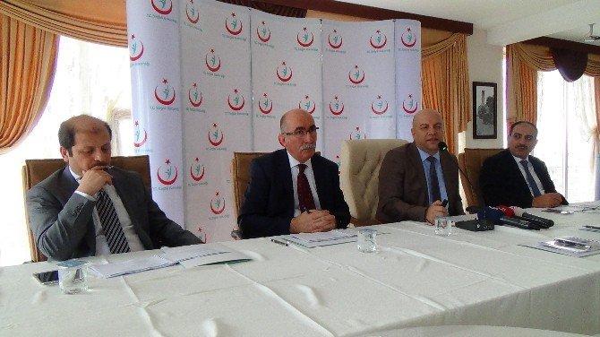 Kamu Hastaneleri Birliği'nden 2015 Yılı Değerlendirmesi