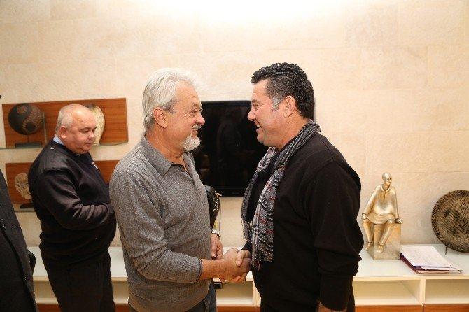 Bofad'dan Başkan Kocadon'a Teşekkür Ziyareti