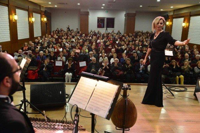 Konyaaltı'nda Türk Sanat Müziği Gecesi