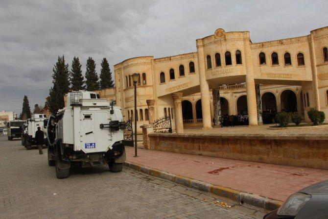 Nusaybin'de Botan halkına destek açıklamasında 2 kişi gözaltına alındı