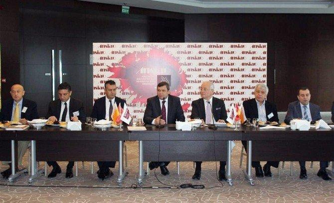 SGK Antalya İl Müdürü Mehmet Şengül: