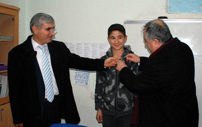 Türkiye Birincisi Köy Okulundan Çıktı