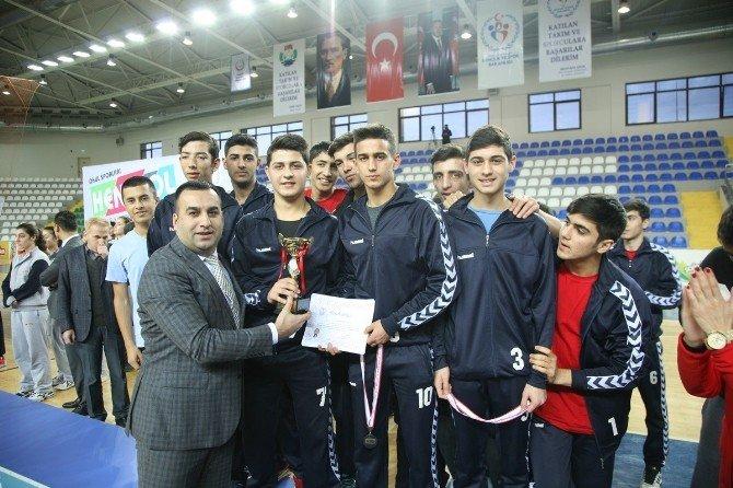 Gençler Hentbol'da Türkiye Şampiyonları Belli Oldu